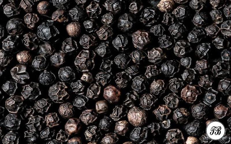 bảo quản hạt tiêu đen